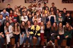 Weihnachtsfeier der Handball-Füchse Scheyern