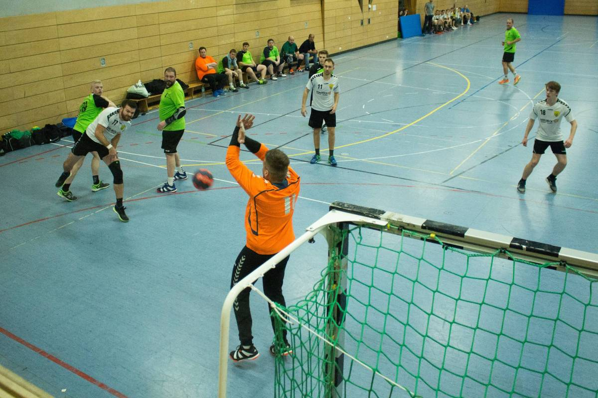 Herren gegen TSV Schleißheim II