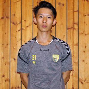 B-Jugend-Betreuer Dennis Wang