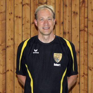 Abteilungsleiter Robert Hofmann