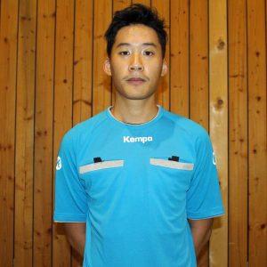 Schiedsrichter Valentin Wang
