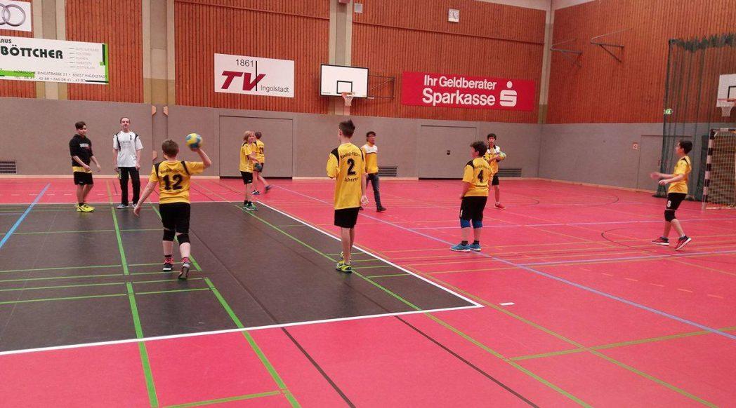 Die C-Jugend der Scheyerer Füchse gewinnt in Ingolstadt.