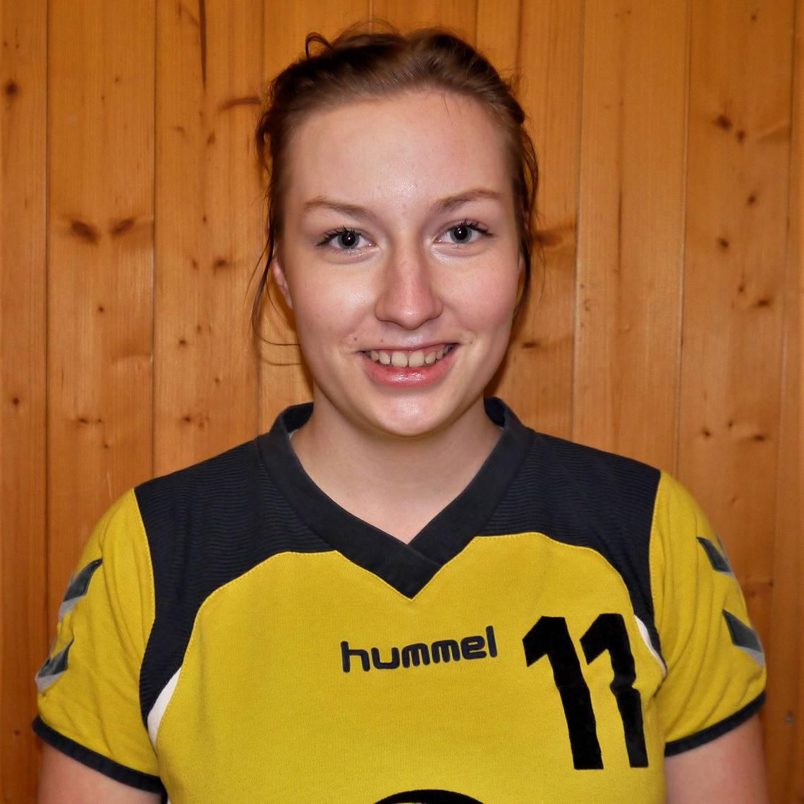 Charlotte Warncke - Damenmannschaft HF Scheyern