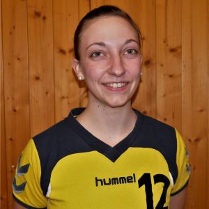 Katrin Gutsmann - Damenmannschaft HF Scheyern