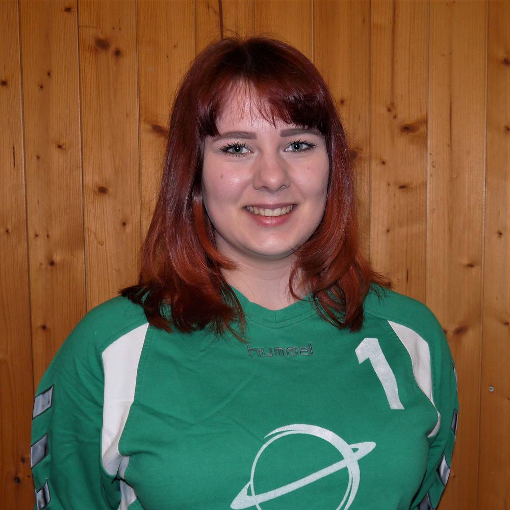 Melanie Hecht - Damenmannschaft HF Scheyern