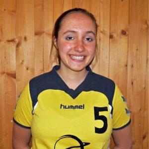 Sabine Duregger - Damenmannschaft HF Scheyern