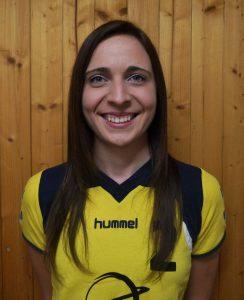 Theresa Reil - Betreuerin der Scheyerer Minis.