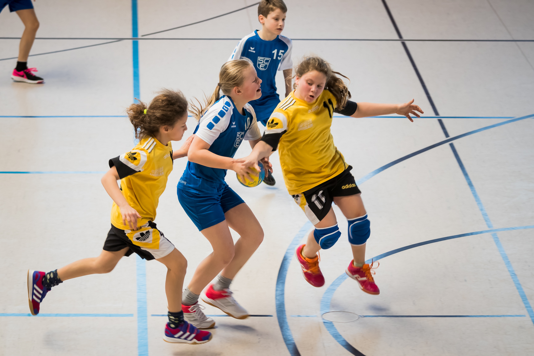 Eching Handball