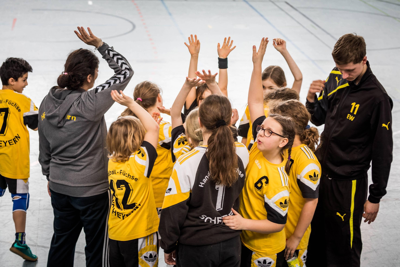 E-Jugend Turnier in Pfaffenhofen.