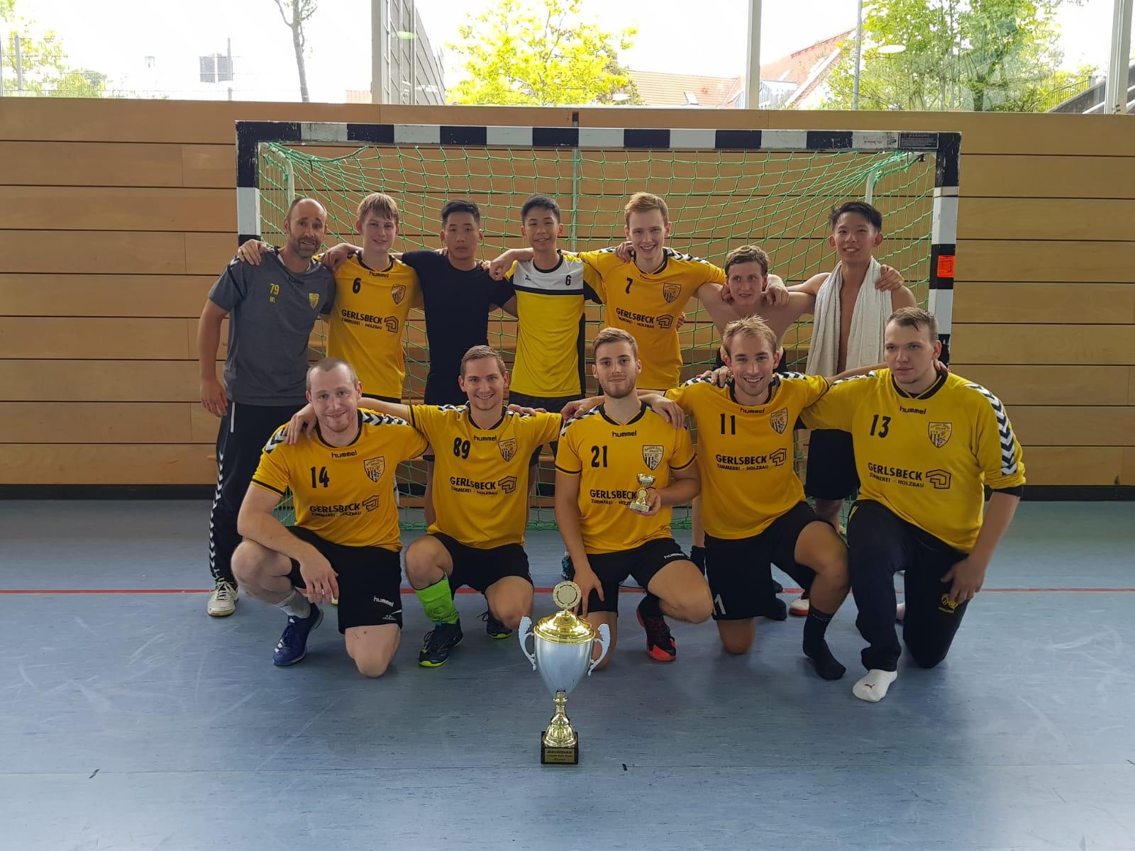 Scheyerer Herren gewinnen Fuchs-Cup 2018