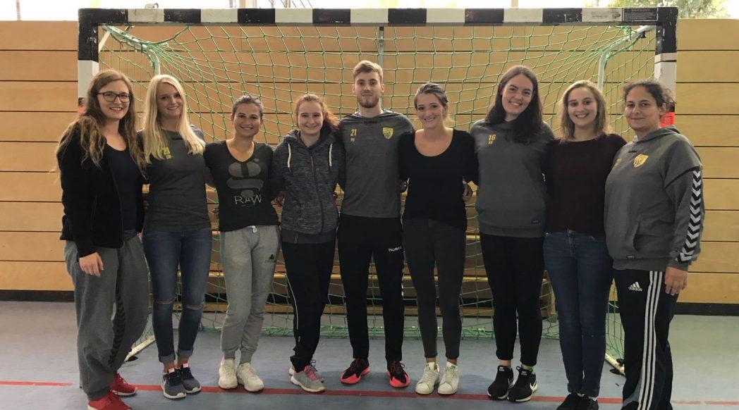 Damenmannschaft beim Fuchs-Cup