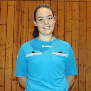 Schiedsrichterin Karolin Kollmar