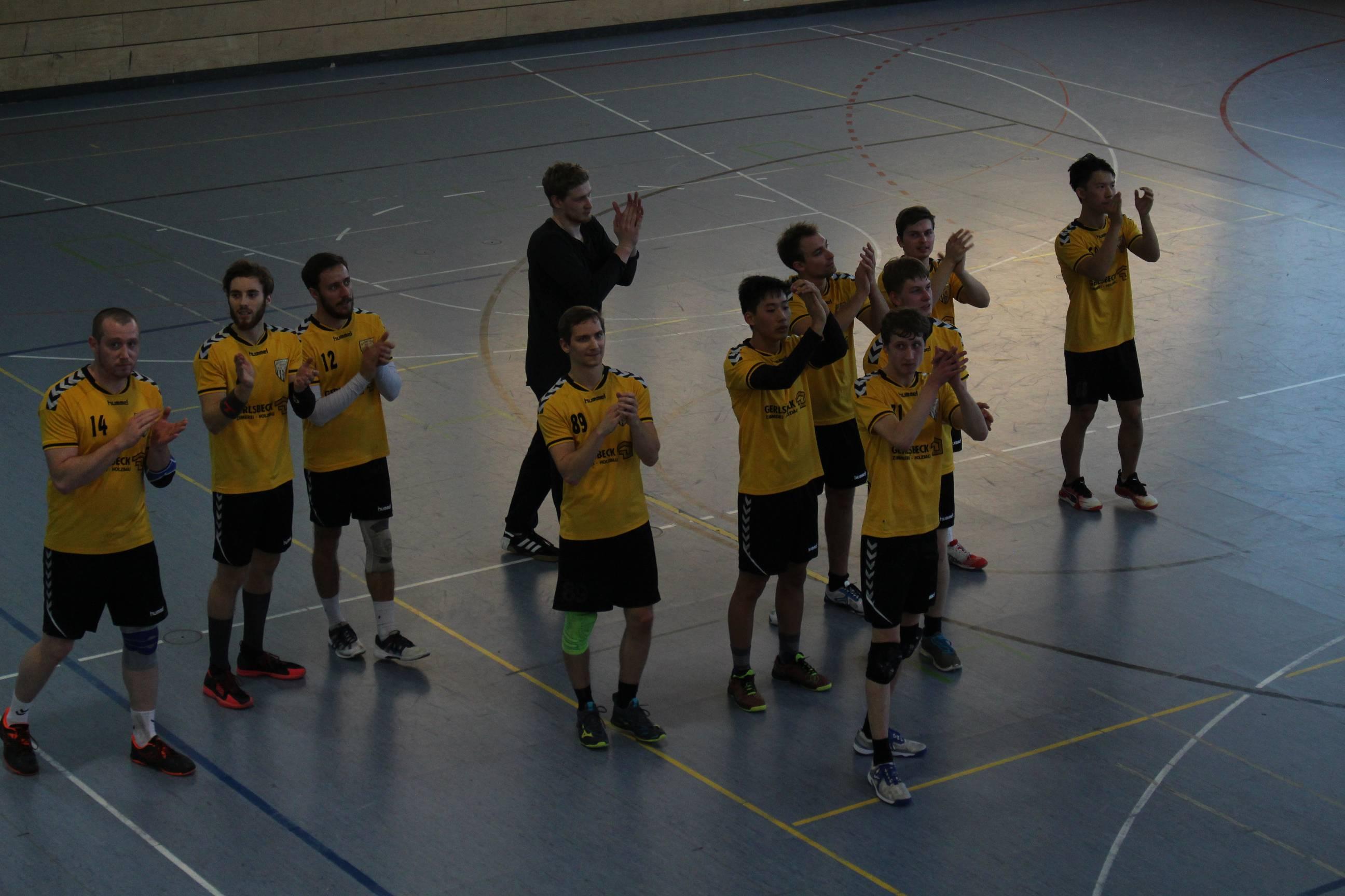Die Scheyerer Herren besiegen im Heimspiel die DJK Ingolstadt deutlich