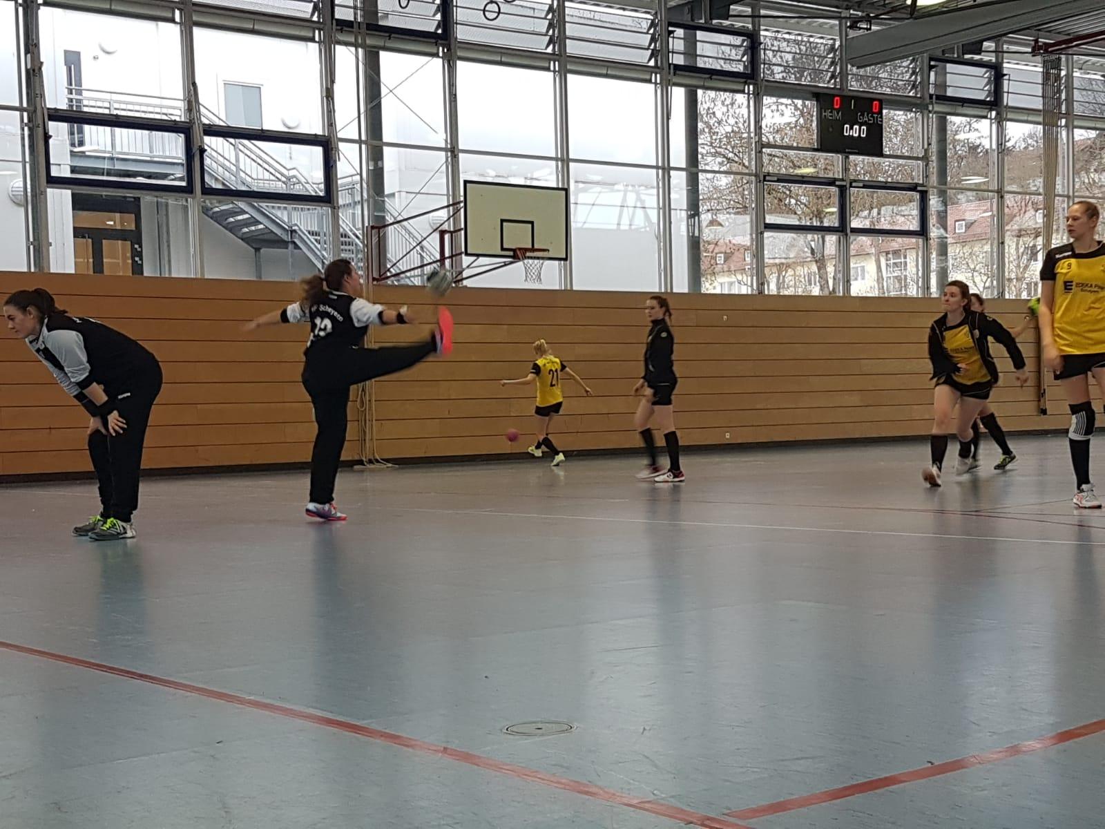 Scheyerer Damen gegen MTV Ingolstadt II