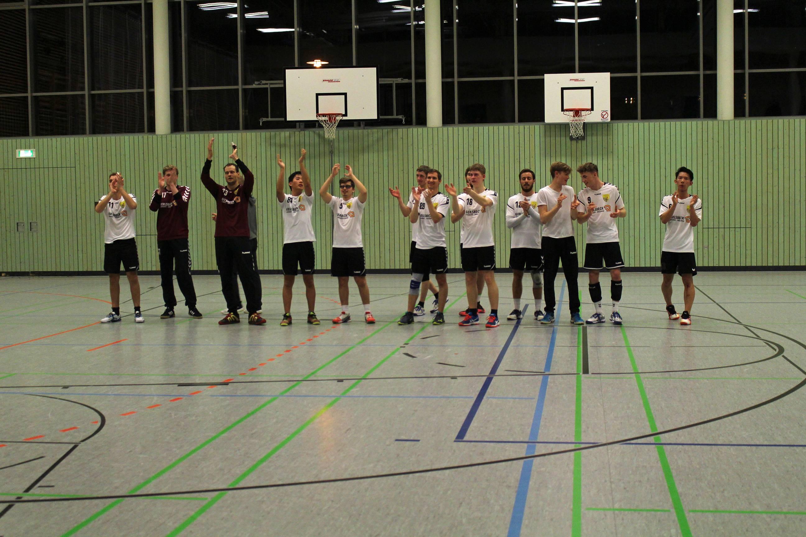 Die Scheyerer Herren besiegen Rohrbach