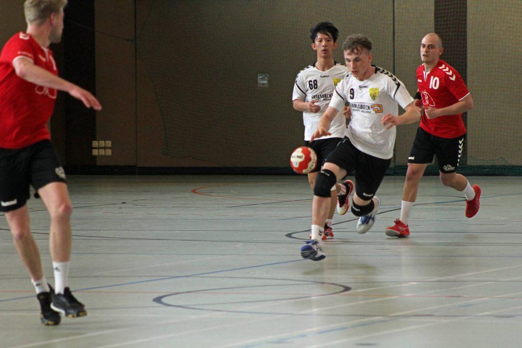 Die Scheyerer Herren verlieren das Auswärtsspiel gegen Schrobenhausen.