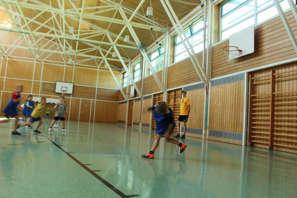 """Abschlussturnier der Grundschulaktion """"Kleine Handball Stars"""""""