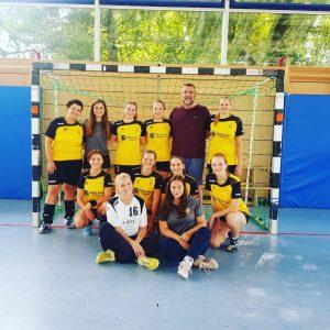 Fuchs-Cup der Damen der Handball-Füchse Scheyern