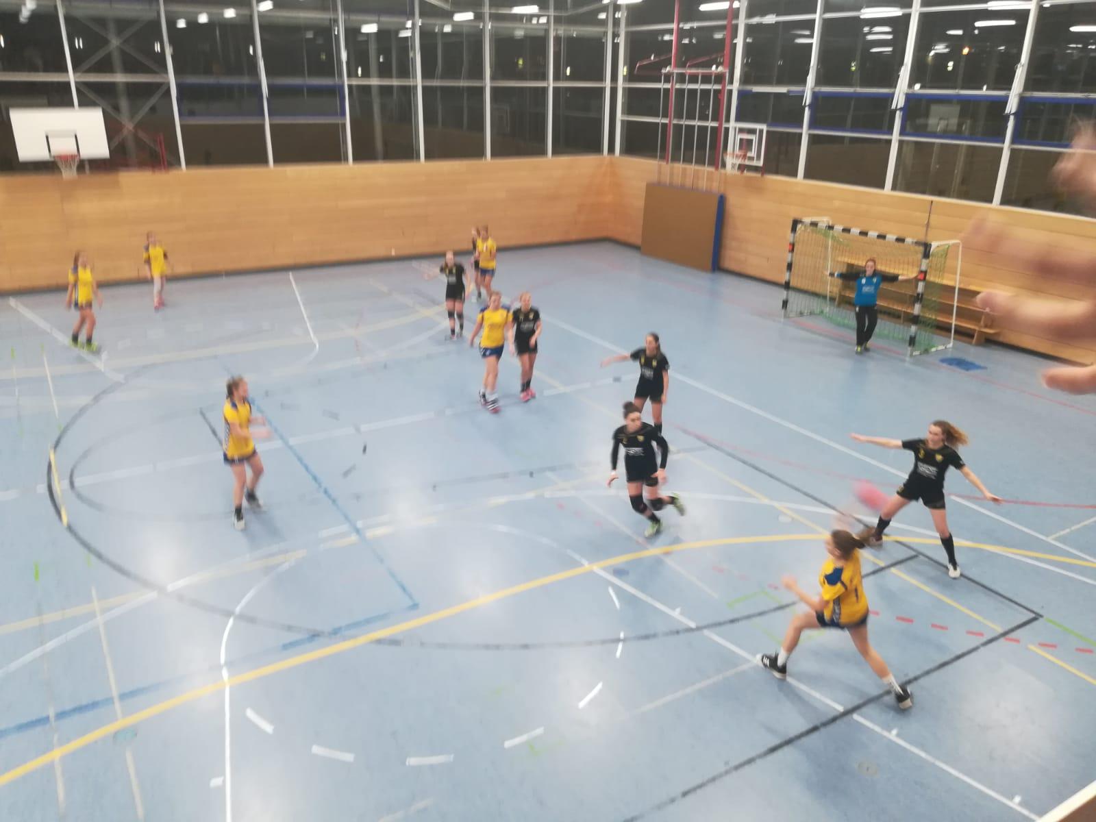 Die Damen verlieren das Derby gegen Pfaffenhofen II