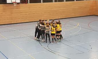 Derbysieg der Damen gegen Manching