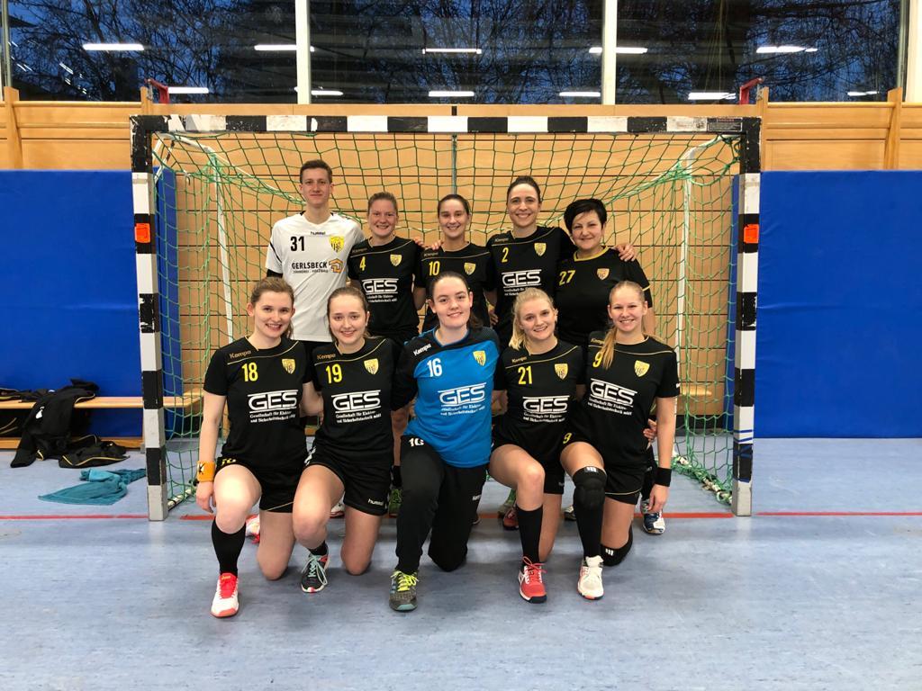 Damen gewinnen gegen den MTV Ingolstadt