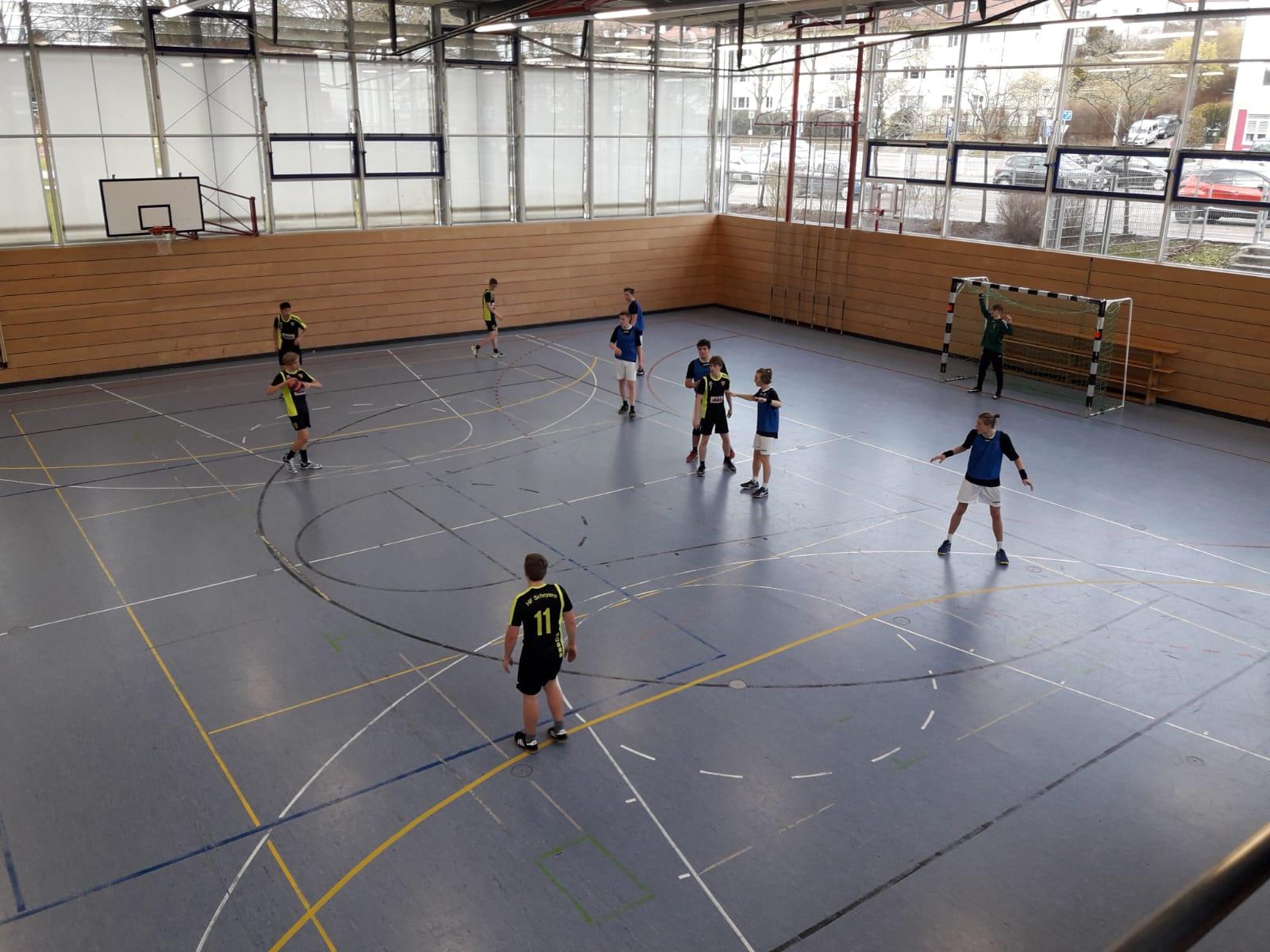 männliche A gegen TSV Göggingen