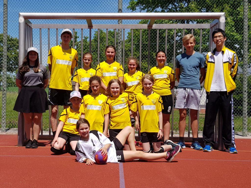 Fuchs-Cup 2019/20 der weiblichen D-Jugend