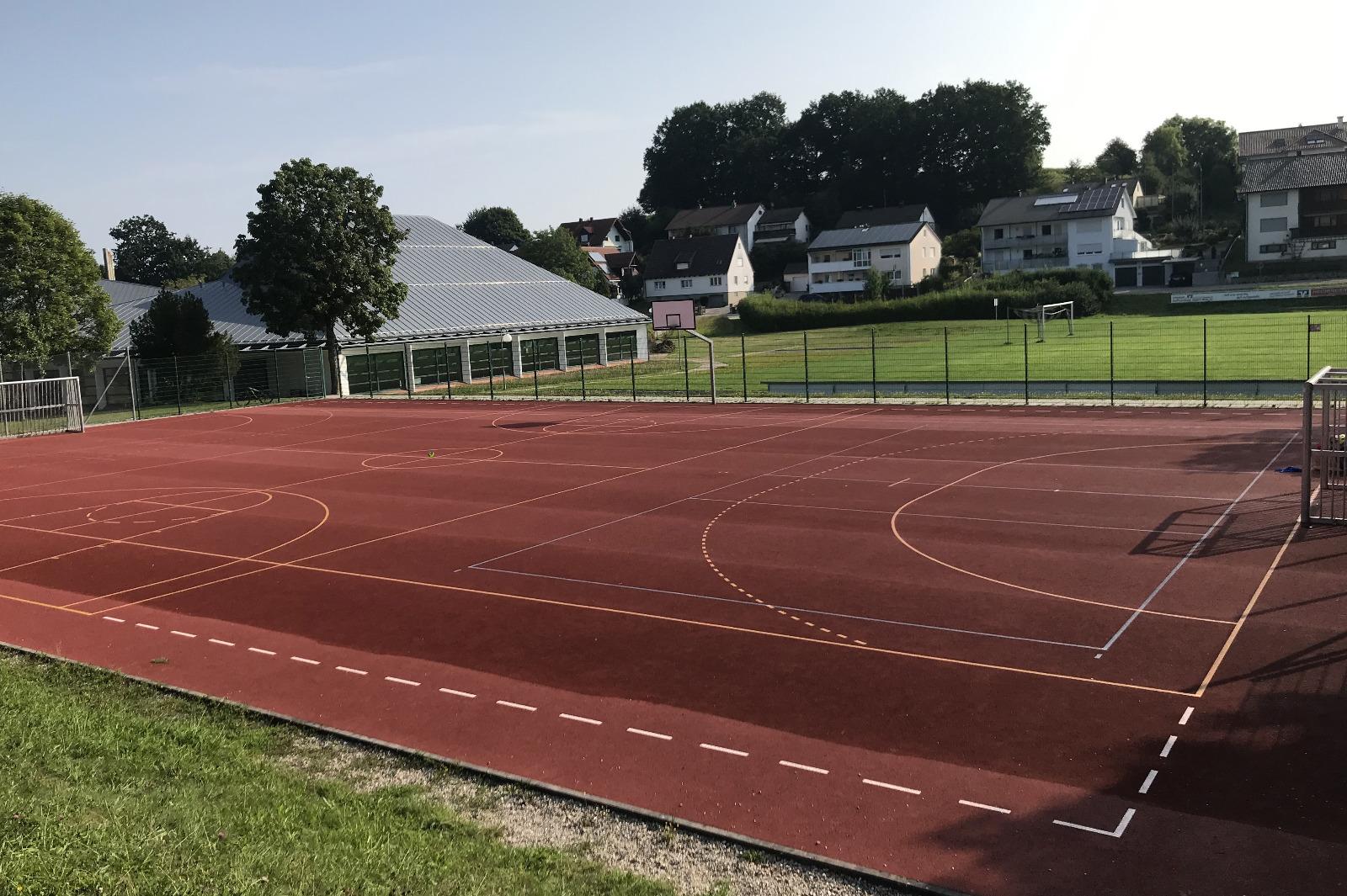 Handball-Füchse kehren ins Training zurück