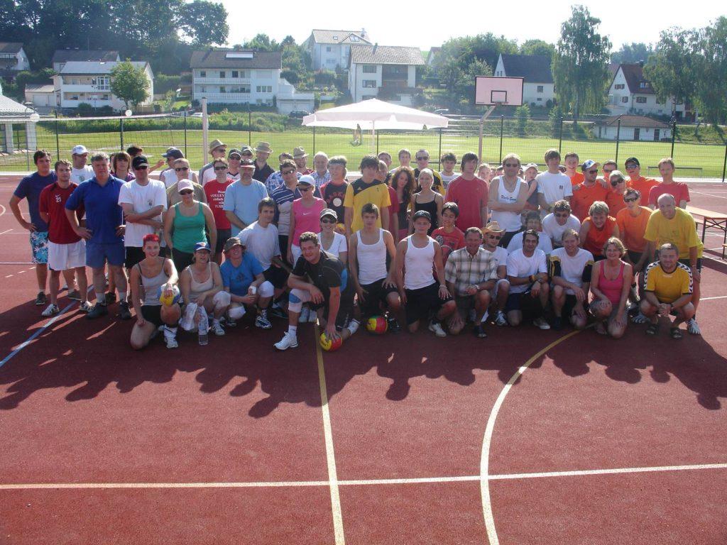 Gemeinde-Volleyball-Turnier der Handball-Füchse