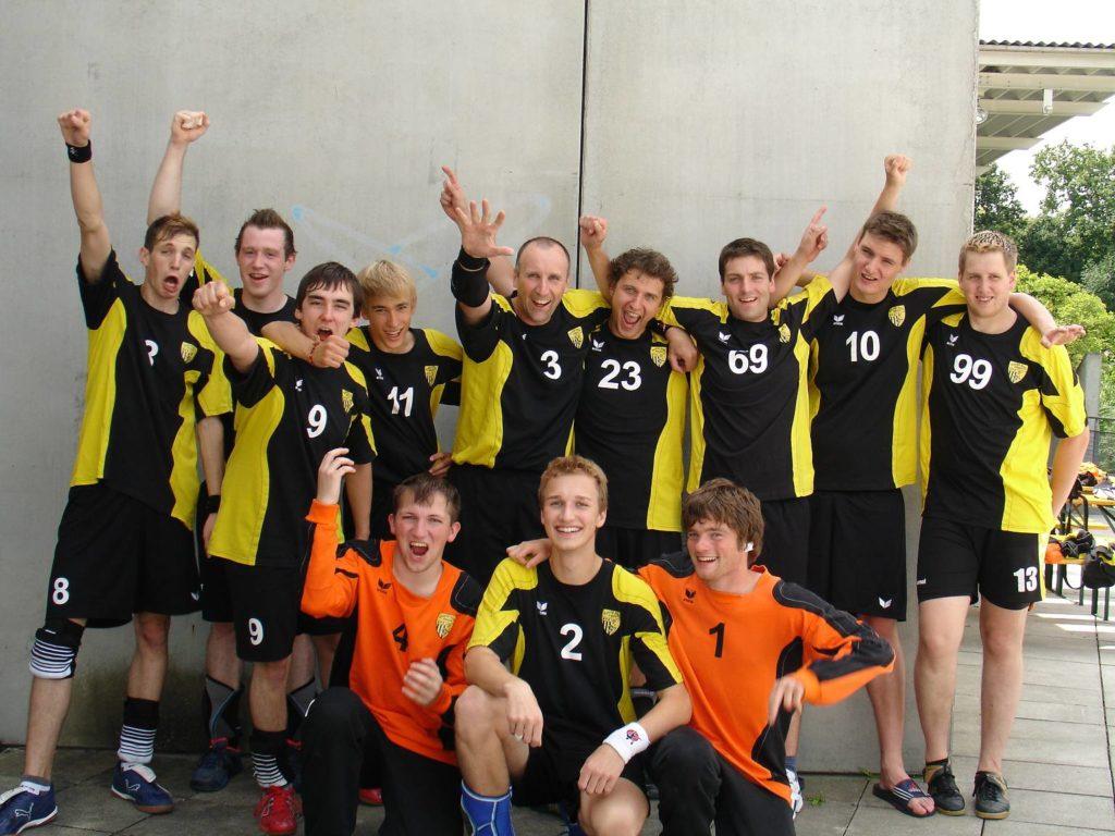 Saison 2008-2009 Herren HF Scheyern