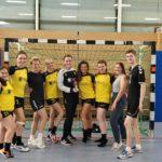 Die Scheyerer Damen beim Fuchs-Cup 2021
