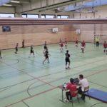 Die Herren II der Handball-Füchse Scheyern verlieren das Auswärtsspiel beim TSV Dachau 65